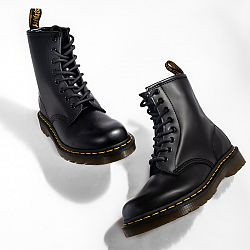 DR. MARTENS 1460 Smooth Leather Ankle Boots – 37