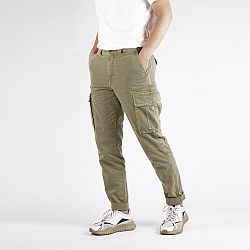 SELECTED HOMME Olivové nohavice Cargo – 29