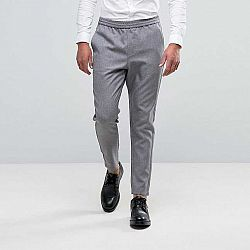 SELECTED HOMME Šedé nohavice Tapered – S