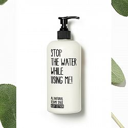 STOP THE WATER WHILE USING ME! Telové mlieko Sezam & Šalvia 200 ml