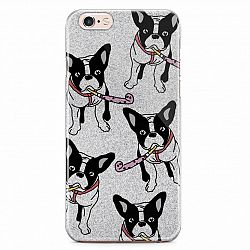 YEAH BUNNY Kryt na iPhone 6/6s – Glitter Frenchie